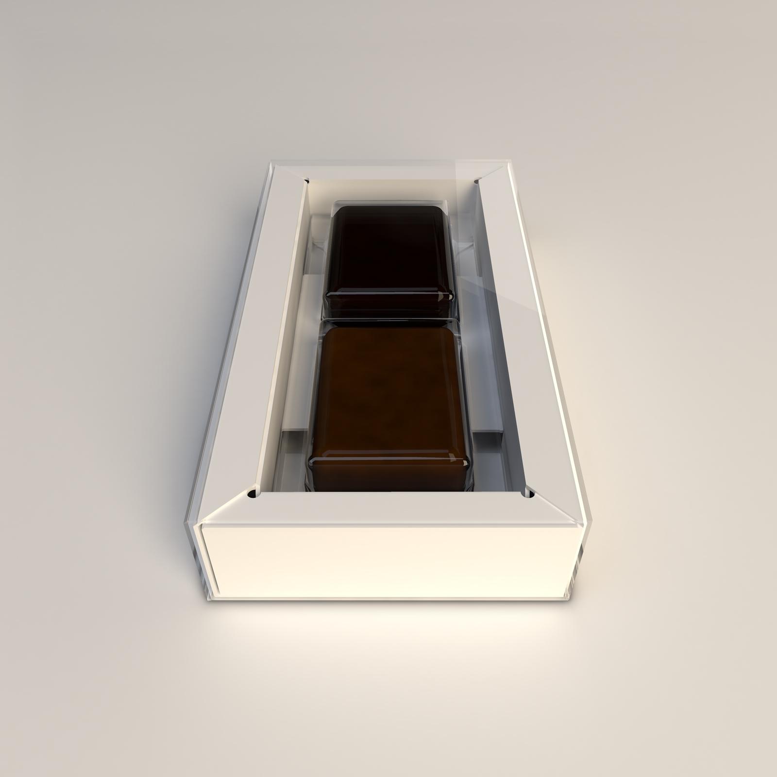 Adaptable Chocolate Box Packaging